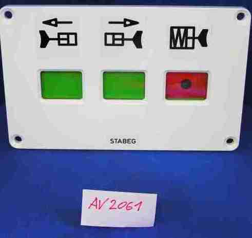 indicator devices AV 2061/r