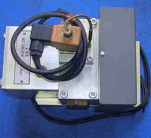 additional brake unit ZBE 200 ZBE 200